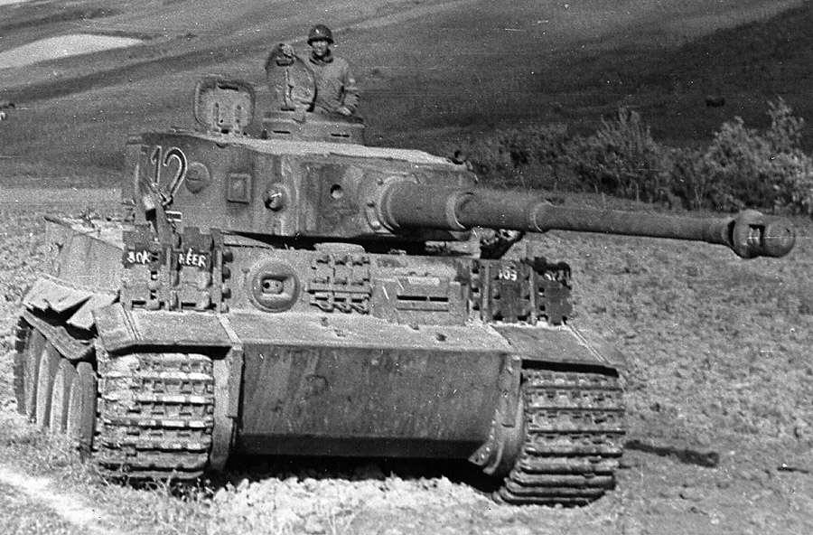 Сайт о танках всех времен и народов